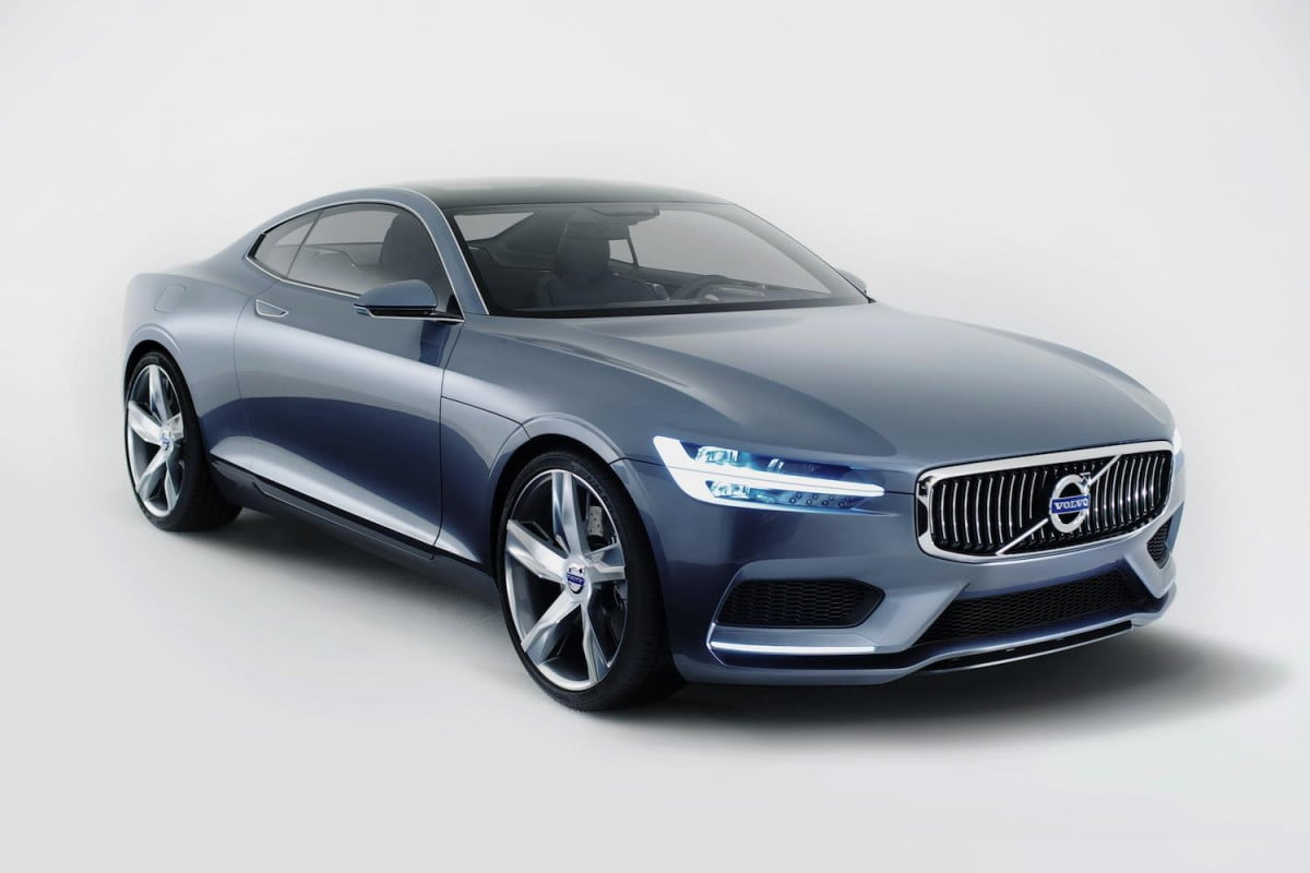 volvo concept coupe approved for limited production run nerds everywhere rejoice