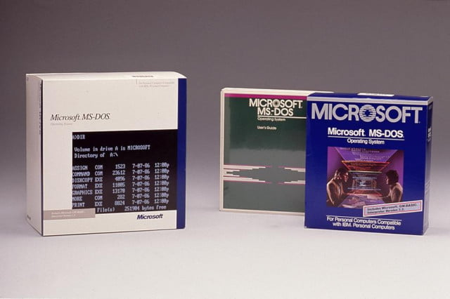 microsoft releases source code for ms dos and word windows  a d dc b
