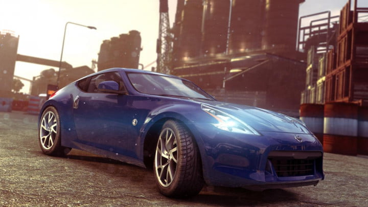 behind the wheel in ubisofts open world multiplayer racing game crew  thecrew render nissan z(z ) fullstock nologo e pm
