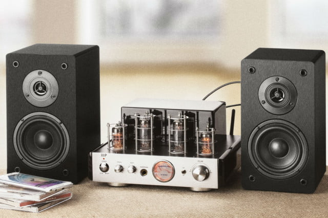 how we test speakers monoprice tube amp and
