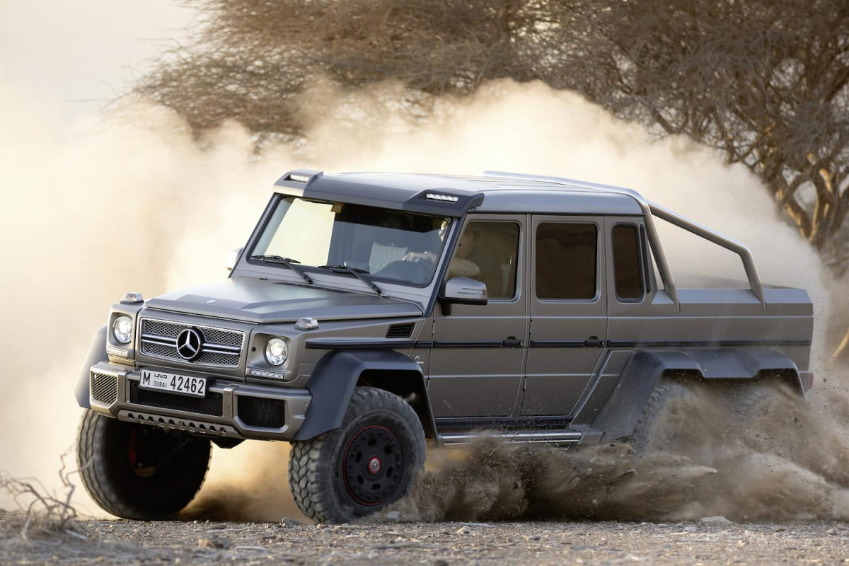 mercedes ends production of the g  x amg benz