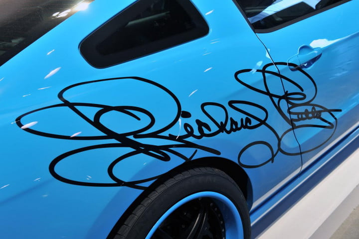 ford mustang gets customized for sema the petty
