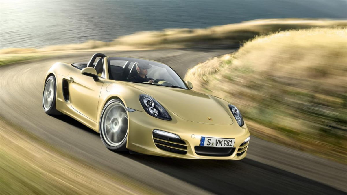 porsche boxster club sport rumored to be in development