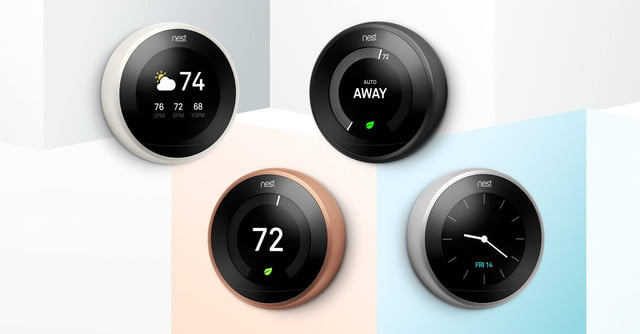 nest thermostat security camera updates  o