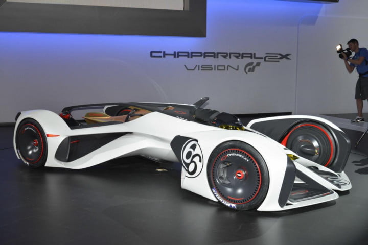 chevy chaparral  x vision gran turismo gt