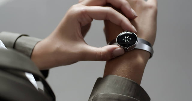 senstone wearable voice to text  o