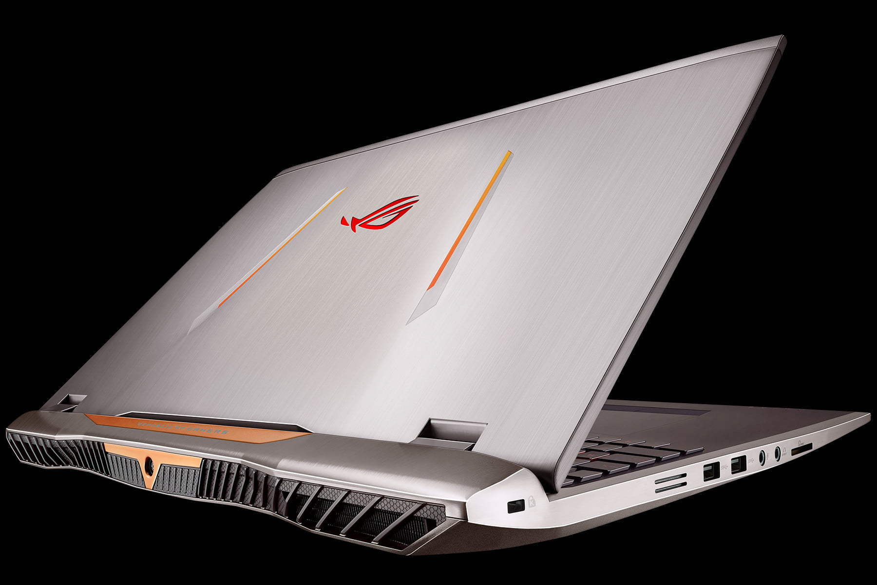 Best New Gaming Laptop 2016 - Asus ROG G701VO