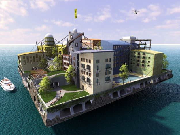seasteading via ibtimes