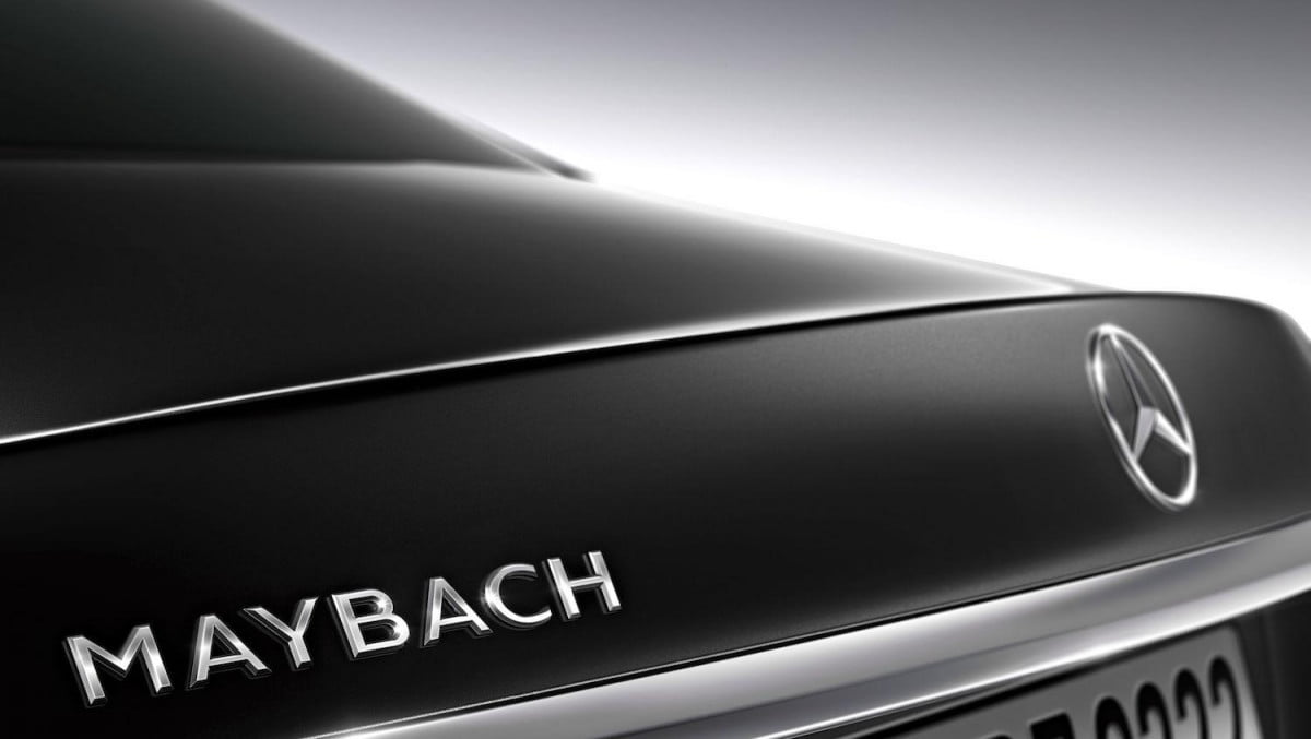 maybach returns as mercedes sub brand accompanied by new naming scheme  c