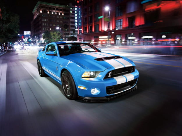 2014 Ford Shelby GT500 urban