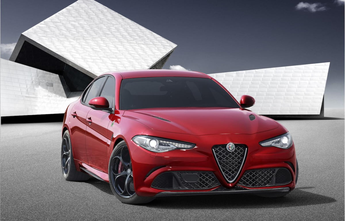 alfa romeo denies giulia crash test rumor  hp