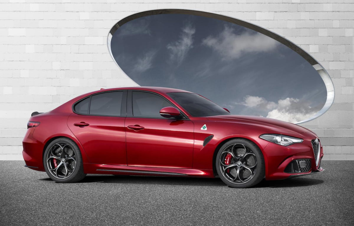 alfa romeo plans reshuffled giulia side