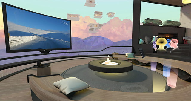 oculus rooms for gear vr