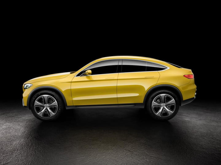 mercedes benz concept glc coupe pictures specs news