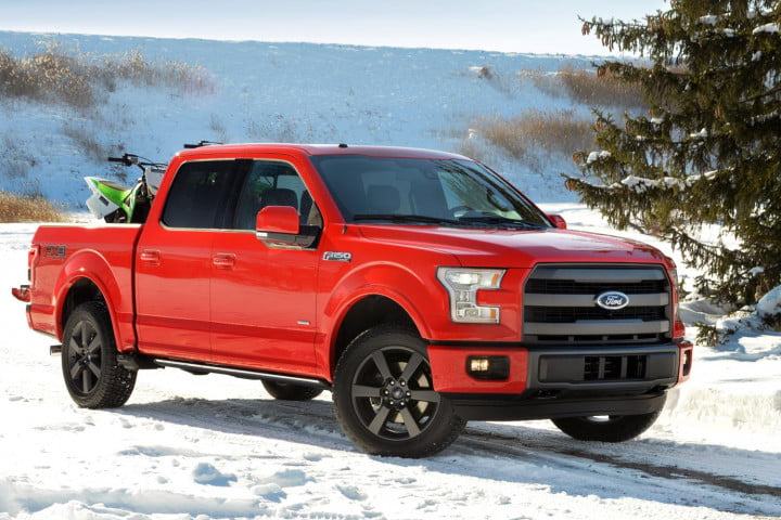 ford f vs