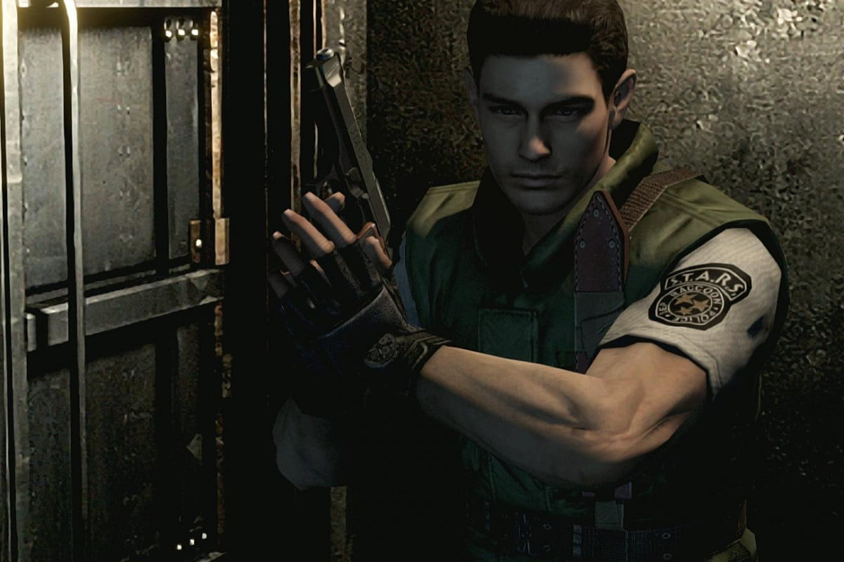 capcom is allegedly planning to remaster resident evil zero in hd