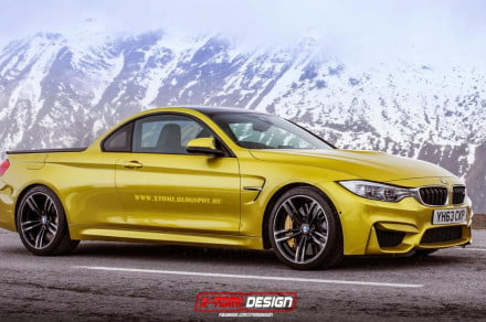 X-Tomi Design BMW M4 Pickup