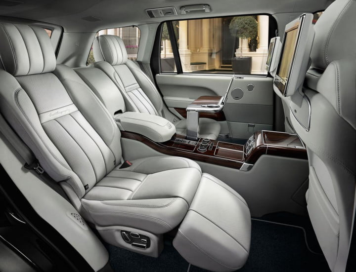 range rover svautobiography official specs pictures
