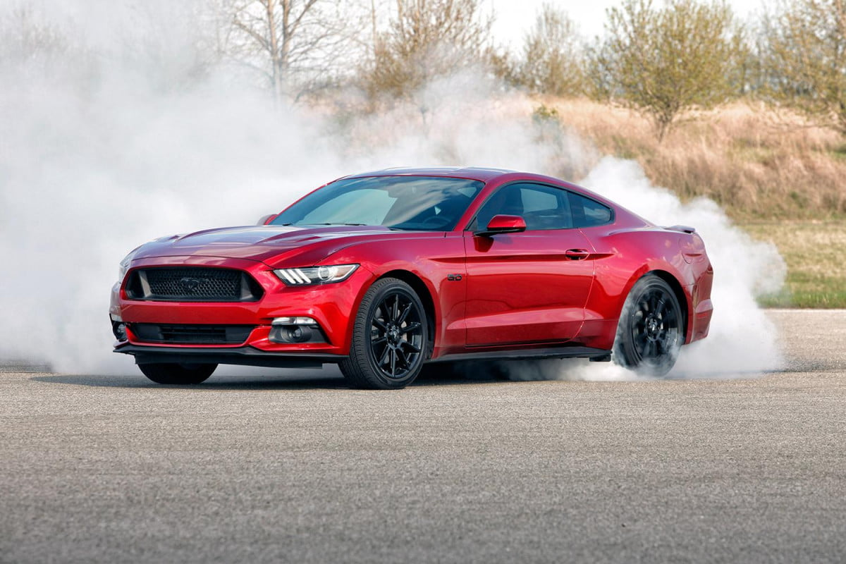 ford mustang factory performance upgrades