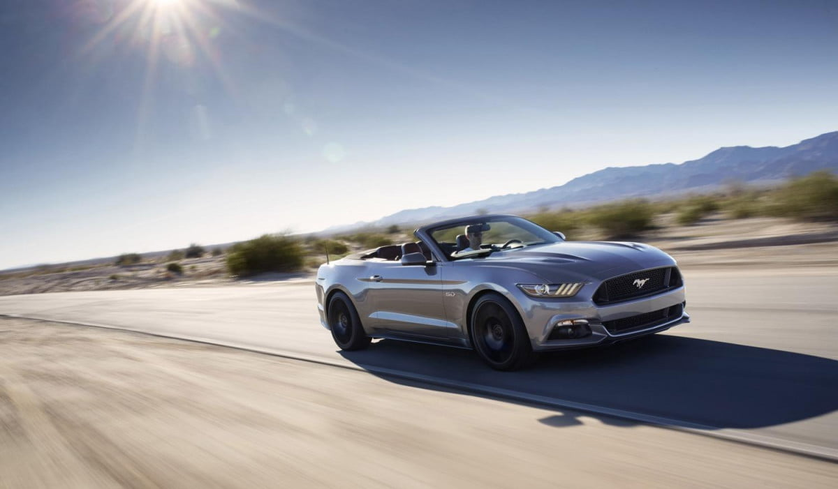ford leaves japan indonesia news reports details  mustang gt convertible