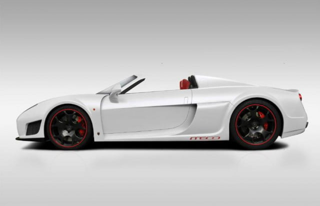 noble m  drophead convertible under consideration