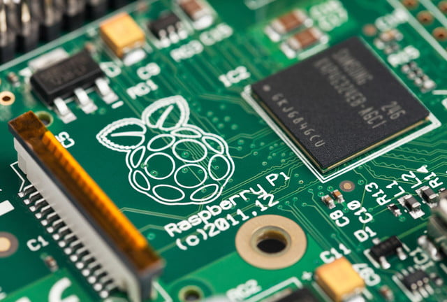 android support may be officially coming to the raspberry pi  logo chip