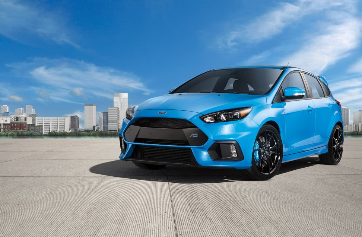 ford and harman announce bo play collaboration  focus rs