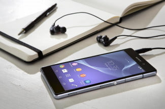Sony Xperia Z2 Headphones