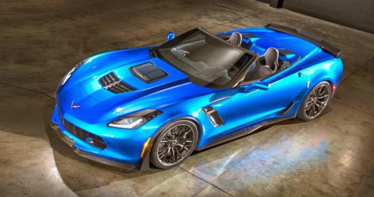 callaway chevrolet corvette z  news pictures