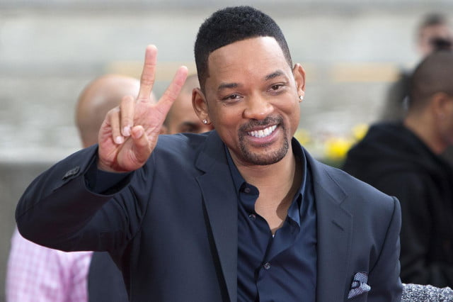 will smith plans first world tour
