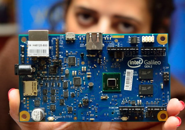 microsoft drops windows  iot support for intels galileo development boards b