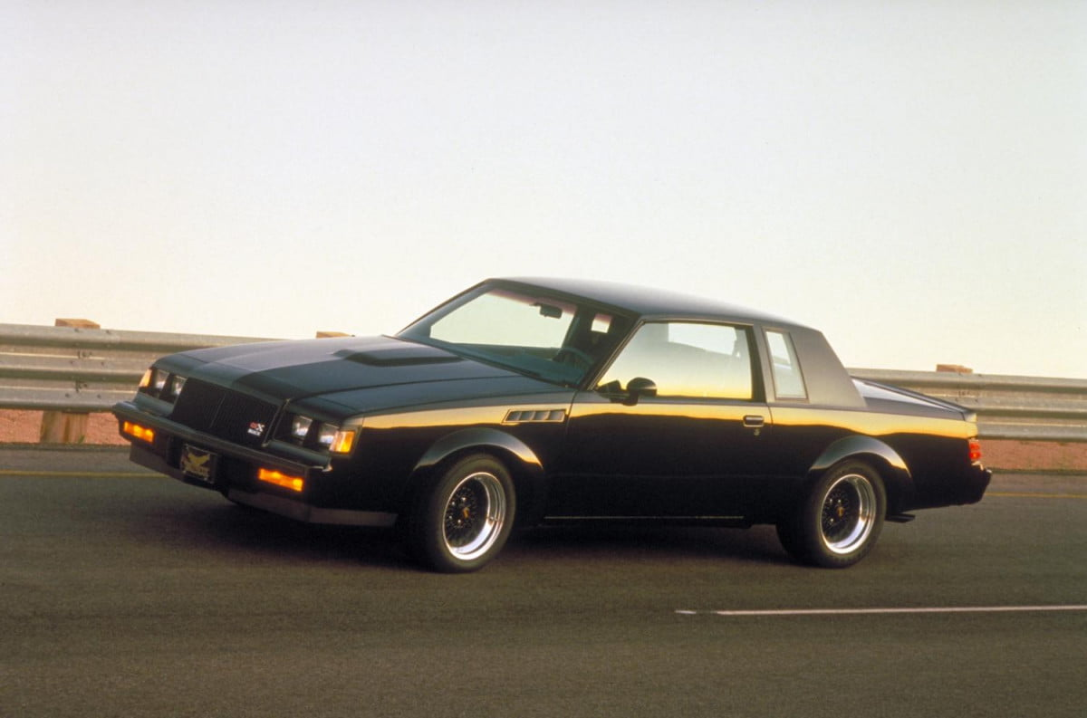 buick grand national gnx waiting list started by dealer  regal