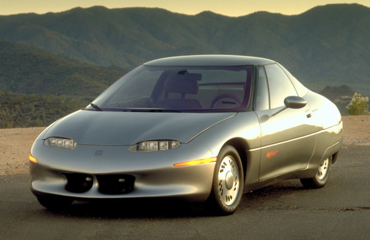 How does GM's fabled EV1 stack up against the current crop ...