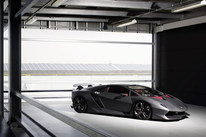 the top ten most expensive cars in world  million lamborghini sesto elemento