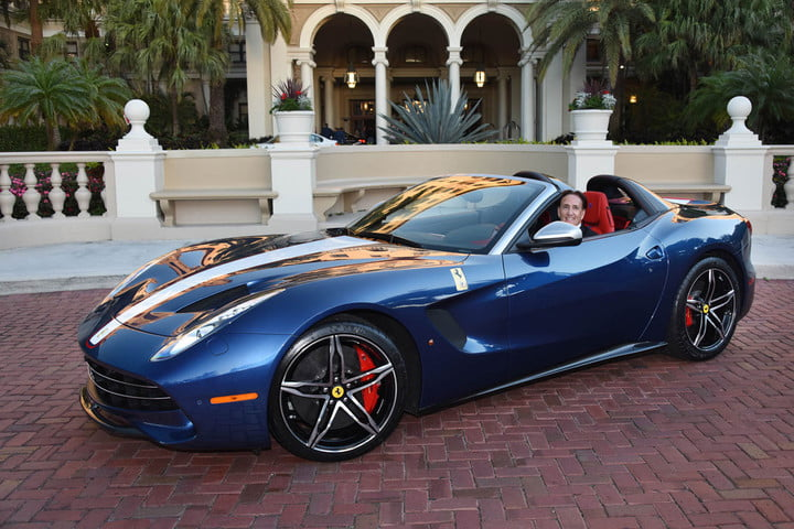the top ten most expensive cars in world  million ferrari f america