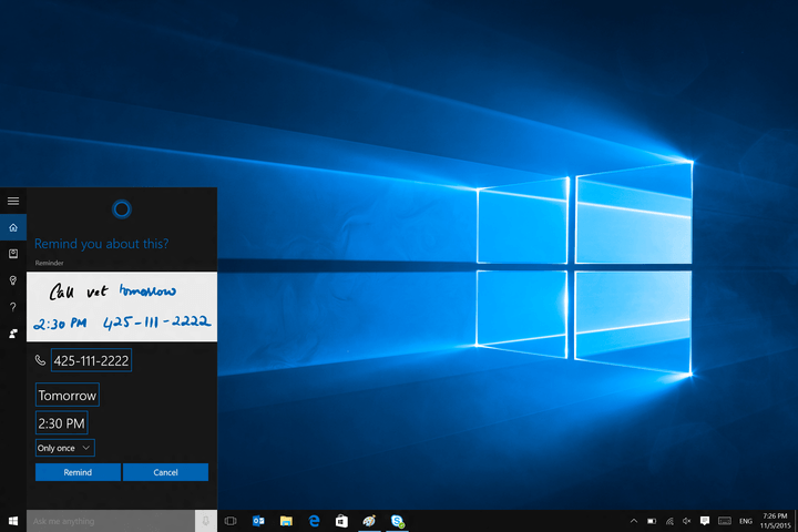 Windows insider build 14915 actualización de optimización de entrega corrige mejoras cortana en 10