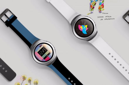 Samsung's Gear S2 gets a