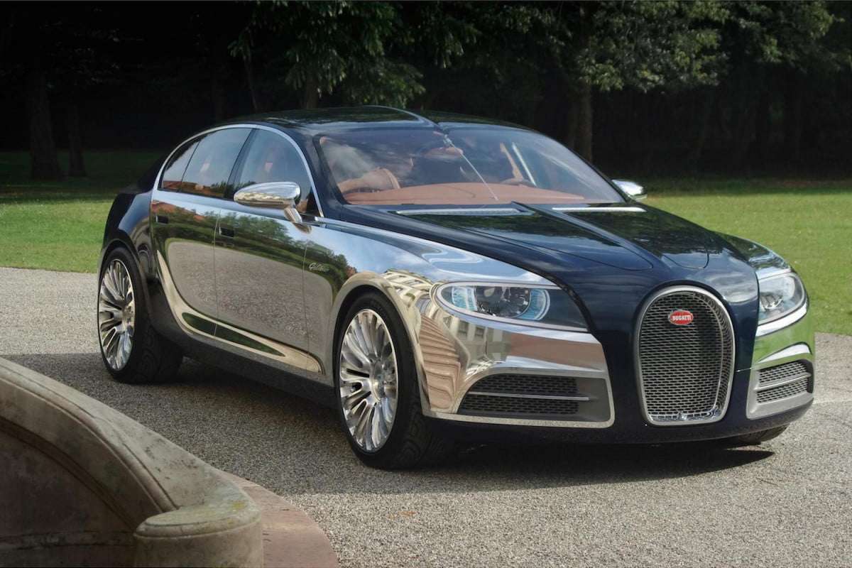 bugatti model expansion news rumors quotes opinions  c galibier concept