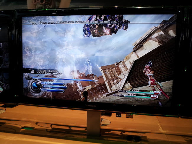 Final Fantasy XIII-2 at E3 2011