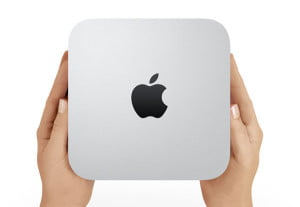 New 2011 Mac Mini top