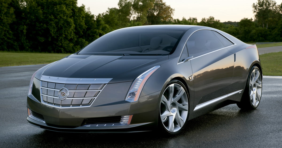 cadillac elr luxury electric car pictures digital trends. Black Bedroom Furniture Sets. Home Design Ideas