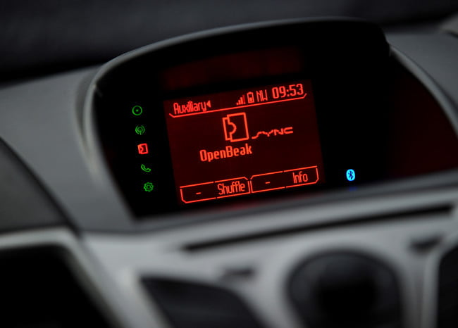 2011 Ford Fiesta to Receive New SYNC AppLink Cabability
