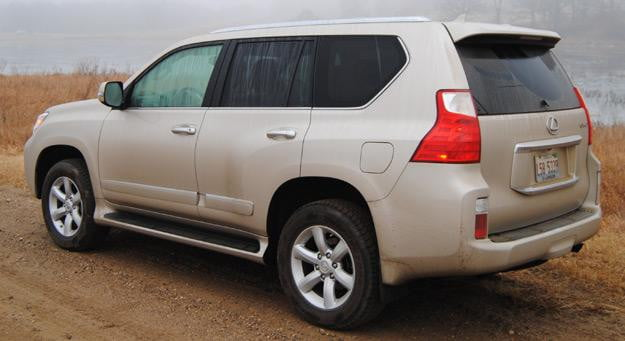 2011-Lexus-GX460-Driver-Side-Rear-Angle