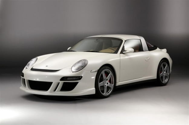 RUF Roadster front three-quarter view