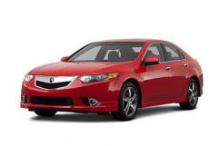 acura tsx special edition review press iamge