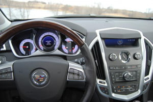 2012-Cadillac-SRX-Steering-Wheel