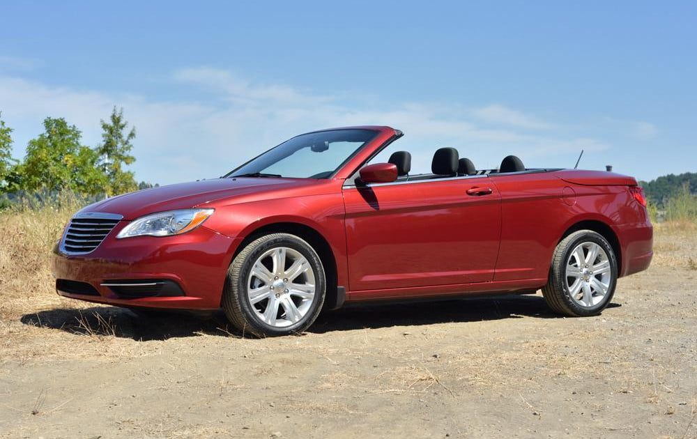 2012 chrysler 200 touring review digital trends. Cars Review. Best American Auto & Cars Review