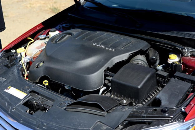 2012 Chrysler 200 Convertible review interior engine touring
