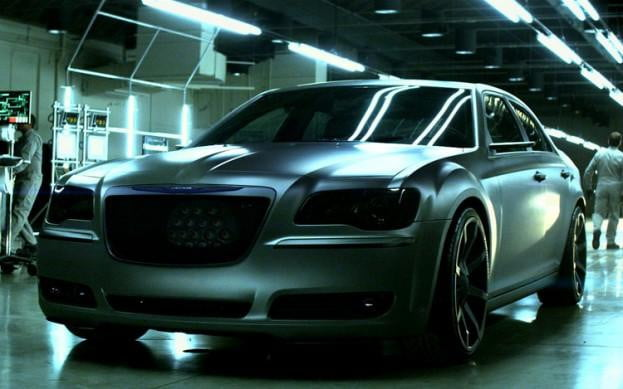 Chrysler 300S Imported From Gotham City