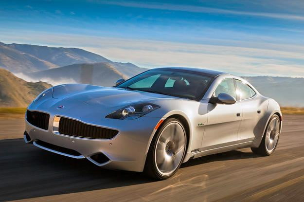 2012 Fisker Karma